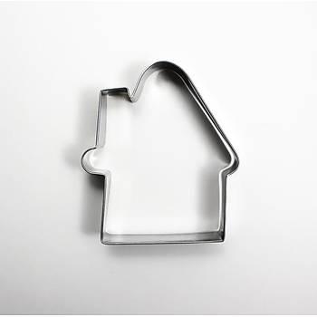 Mantar Ev Kurabiye Kalıbı