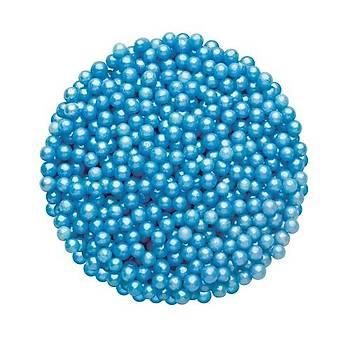Mavi 2 mm Boncuk Sprinkles 45 gr.