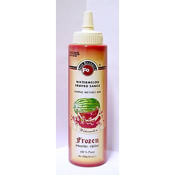 Fo Karpuz Meyveli Sos (Frozen) (%60 Karpuz) 1 Kg