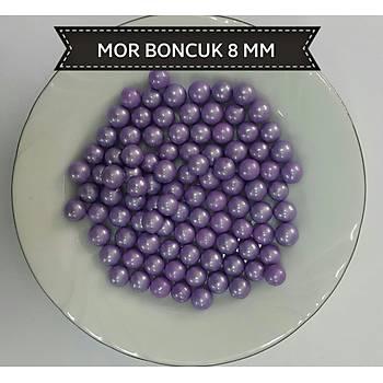 Mor 2 mm Boncuk Sprinkles 40 gr.