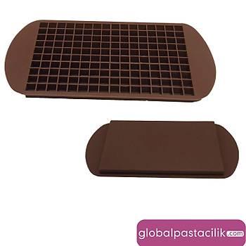 Tablet Silikon Çikolata Kalýbý