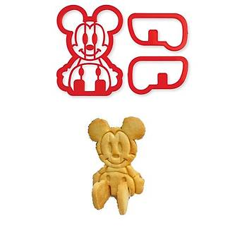 Fare Kurabiye Kalýbý (Mickey Mouse )