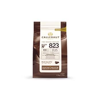 Callebaut Sütlü Çikolata 823  %33,8 (2,5Kg)