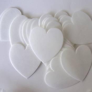 Dr Gusto Yenilebilir Kalp Pasta Yazý Plaketi