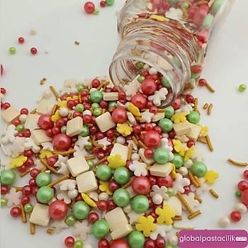 Dr Mix Sprinkles Þekerleme No:14 100gr