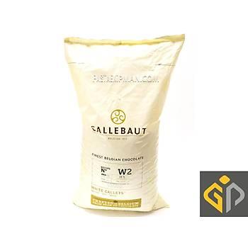 Callebaut-W2 Beyaz Çikolata %28 (10Kg)