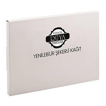 Yenilebilinir Þeker Kaðýdý 24adet