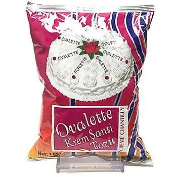 Ovalette Toz Krem Şanti (1 kg)