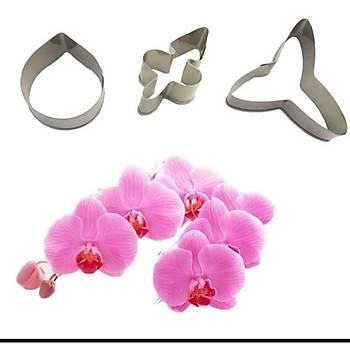 Orkide Kesici 3'lü