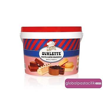Ovalette Pasta Katký Maddesi / Ovaleks 5 Kg