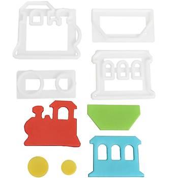 Tren Yapým Hamuru Kesici
