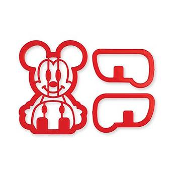 Fare Kurabiye Kalıbı (Mickey Mouse )