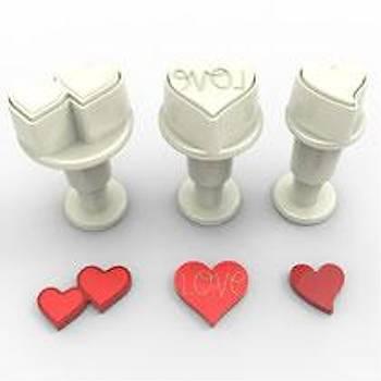 Yanyana Kalpler 3 Lü Enjektörlü Kopat
