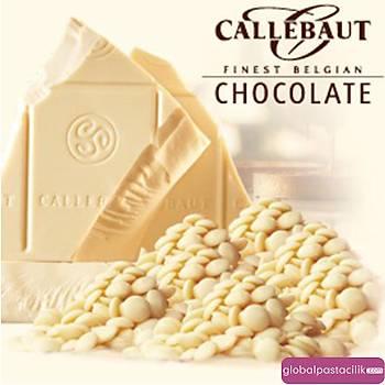 Callebaut-W2 Beyaz Çikolata %28 (1Kg)
