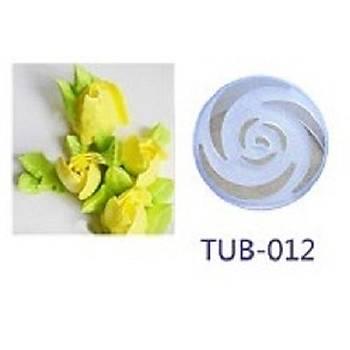 Plastik Rus Çiçek Duyu no12