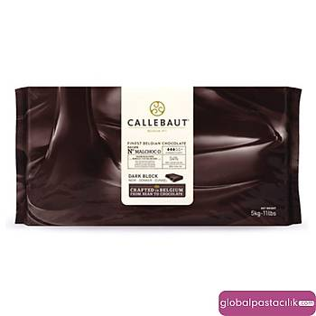 Callebaut Þekersiz Bitter Çikolata 5kg