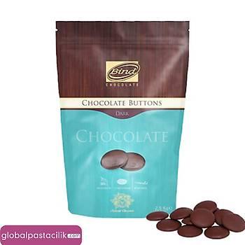 Bind Bitter Pul Çikolata 10kg %55'lik