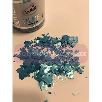 Glitter Mavi Sim 15gr