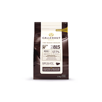 Callebaut-2815 Bitter Çikolata %57,7 (10Kg)