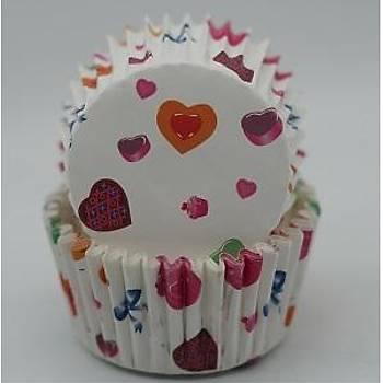 Kalpli Cupcake  Kapsul 100 ad.