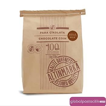 Altýnmarka Sütlü Pul Çikolata 5 kg