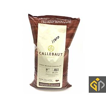 Callebaut-L811 Bitter Çikolata %48,2 (10Kg)