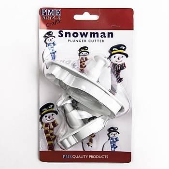Snowman Þeker Hamur Kesici