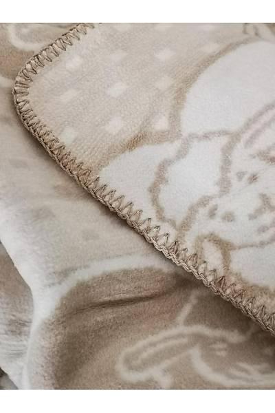 Golden Bebek Pamuklu Battaniye oyuncaklý KM196280