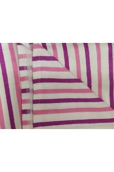 Pink Star Kundak Örtüsü120X120 OR198004