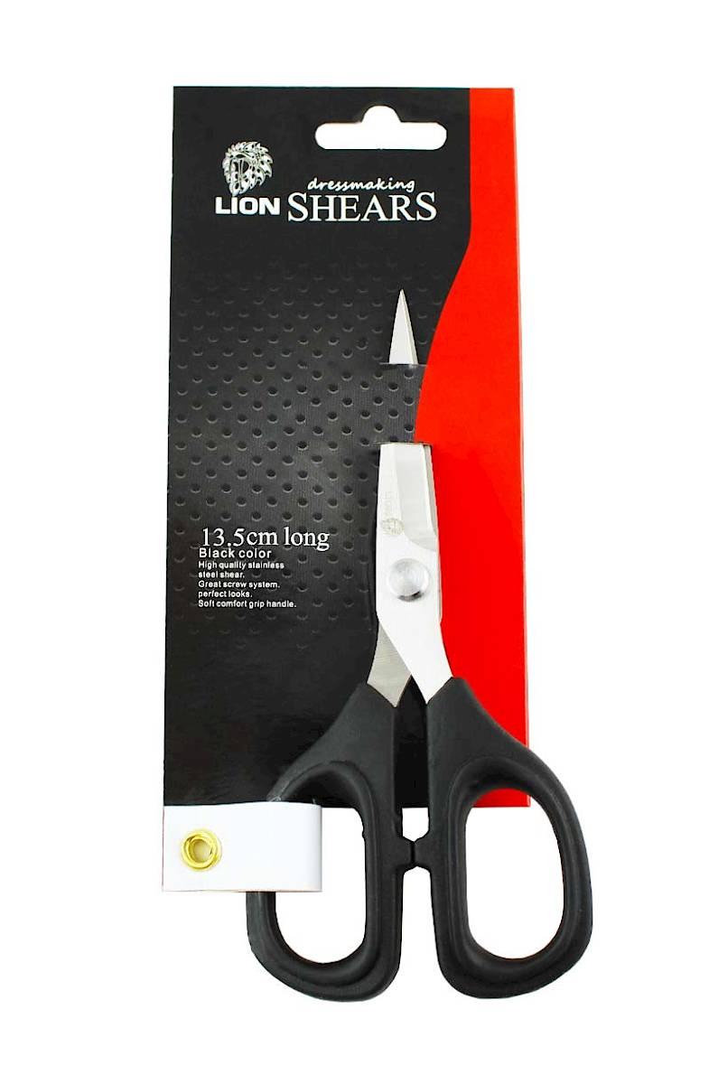 Lion Plastik Saplý Ýplik Temizleme Makasý N 5135