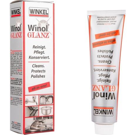 Winkel Winol Glanz Far ve Metal Temizleme Parlatma Koruma Kremi 150ML
