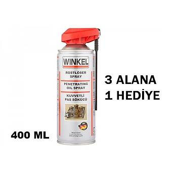 Winkel Kuvvetli Pas Çözücü Sökücü Sprey 400 ML