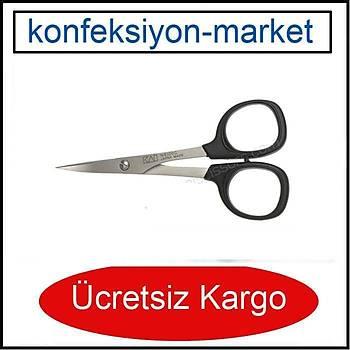 Kai N5100C Plastik Saplý Kývrýk Uçlu Nakýþ Makasý (100mm)