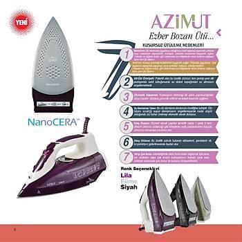 Gazella Azimut ST AZ1000 Ýnorcera Buharlý 2450 W