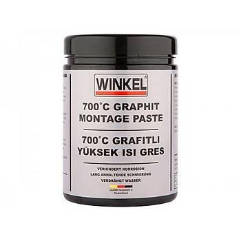 Winkel 700 Derece Grafitli Yüksek Isý Gresi