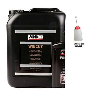 Winkel Wincut 5 LT Delme Kesme Diþ Kýlavuz Çekme Yaðý