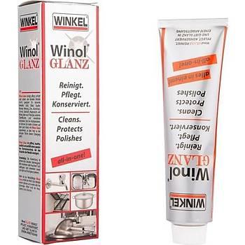 Winkel Winol Glanz Far ve Metal Temizleme Parlatma Koruma Kremi