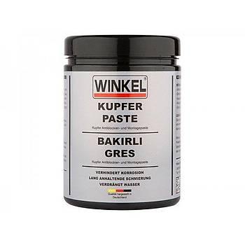 Winkel Bakýrlý Gres ve Montaj Pastasý 1kg Antiseize Bakýr Paste