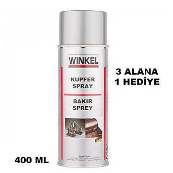 Winkel 400 ML Bakýr Sprey