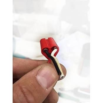 Dolphin Kablo Motor Ucu Soketi