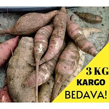 3 KG LIK KOLÝ TATLI PATATES KARGO BEDAVA !