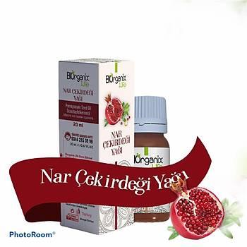 Biorganix Life Nar Çekirdeði Yaðý 20 Ml Pomegranate Oil