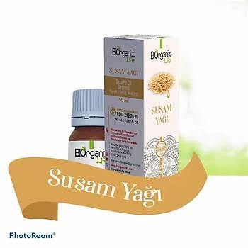 Biorganix Life Susam Yaðý 50 Ml Sesame Oil