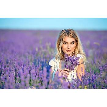 Doðal Lavanta Demeti Natural Lavender Bundle 5 Adet 200-300 Dal