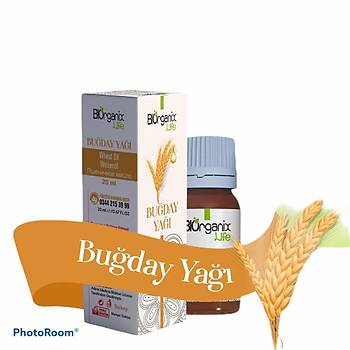Biorganix Life Buðday Yaðý 20 Ml Wheat Oil
