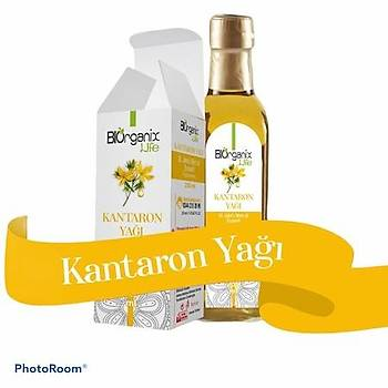 Biorganix Life Kantaron Yaðý 100 Ml St. Johns Wort Oil
