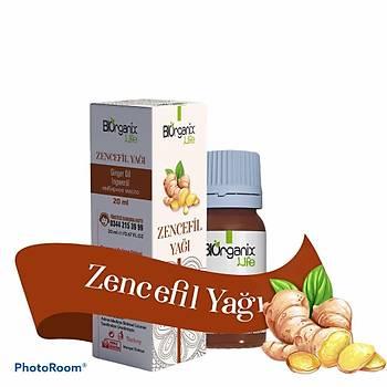 Biorganix Life Zencefil Yaðý 20 Ml Ginger Oil