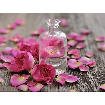 Saf Doðal Isparta Gül Suyu 750 Ml 0,75 Litre Organic Rose Water