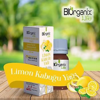 Biorganix Life Limon Kabuðu Yaðý 20 Ml Lemon Peel Oil