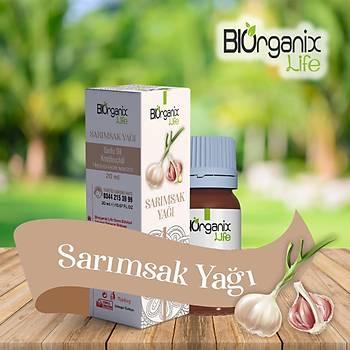 Biorganix Life Sarýmsak Yaðý 20 Ml Garlic Oil